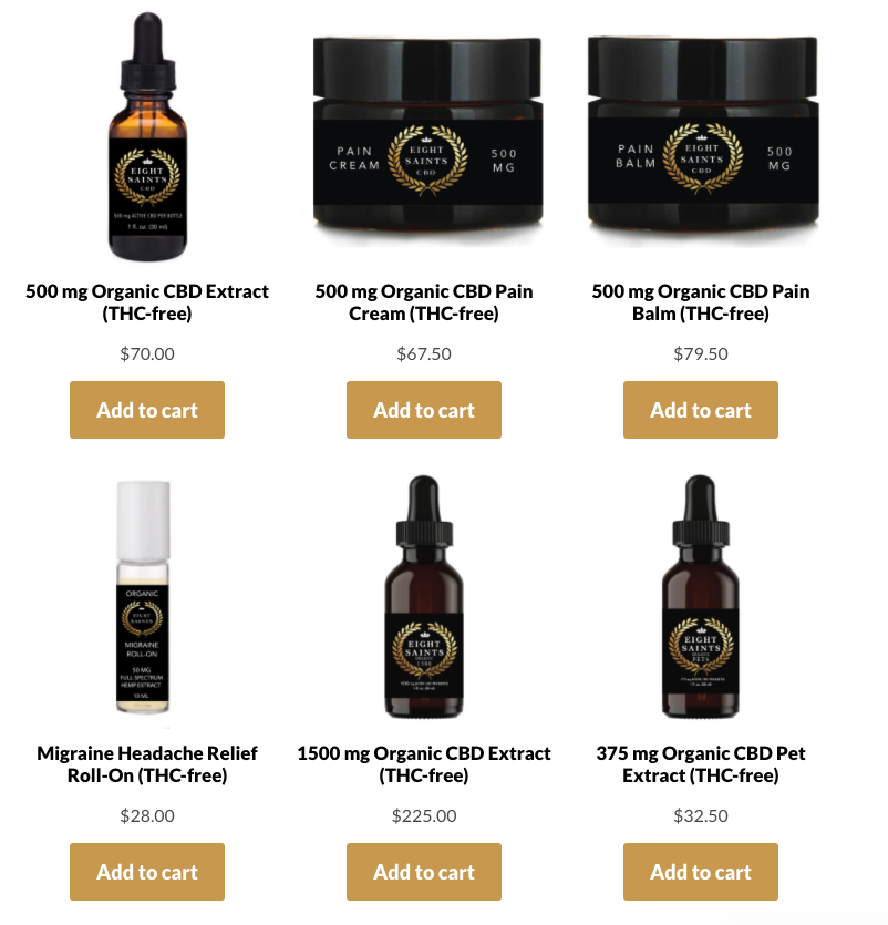 This image has an empty alt attribute; its file name is Benjamin-Douglas-Ray-Organic-CBD-products.png